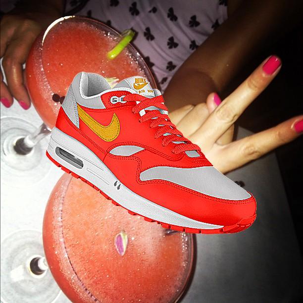 Nike PHOTOiD instagram