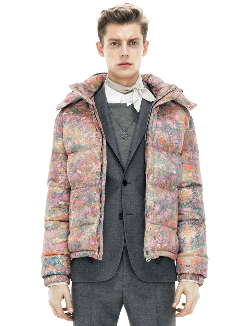 Acne marble jacket