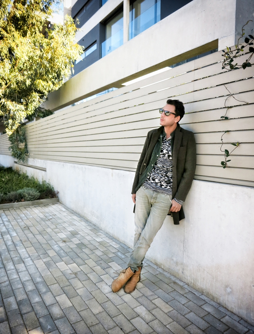 Nonchalant elegance stylentonic
