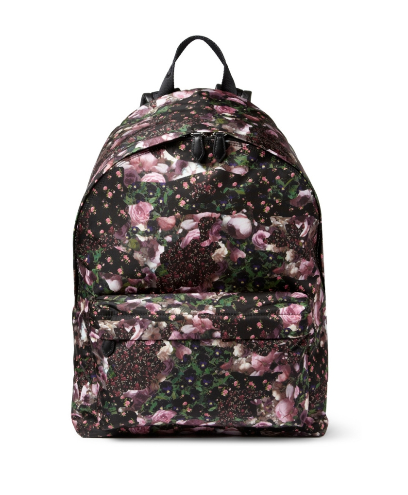 Givenchy_floral_backpack_SS14