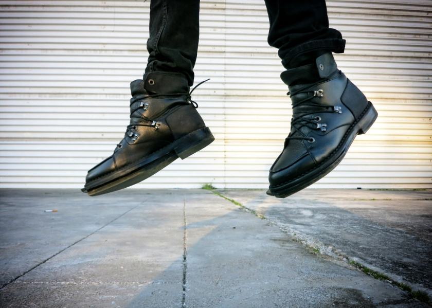 McQ boots