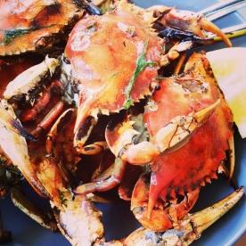 #crabsbouquet