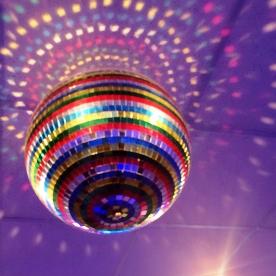 #rainbowdisco