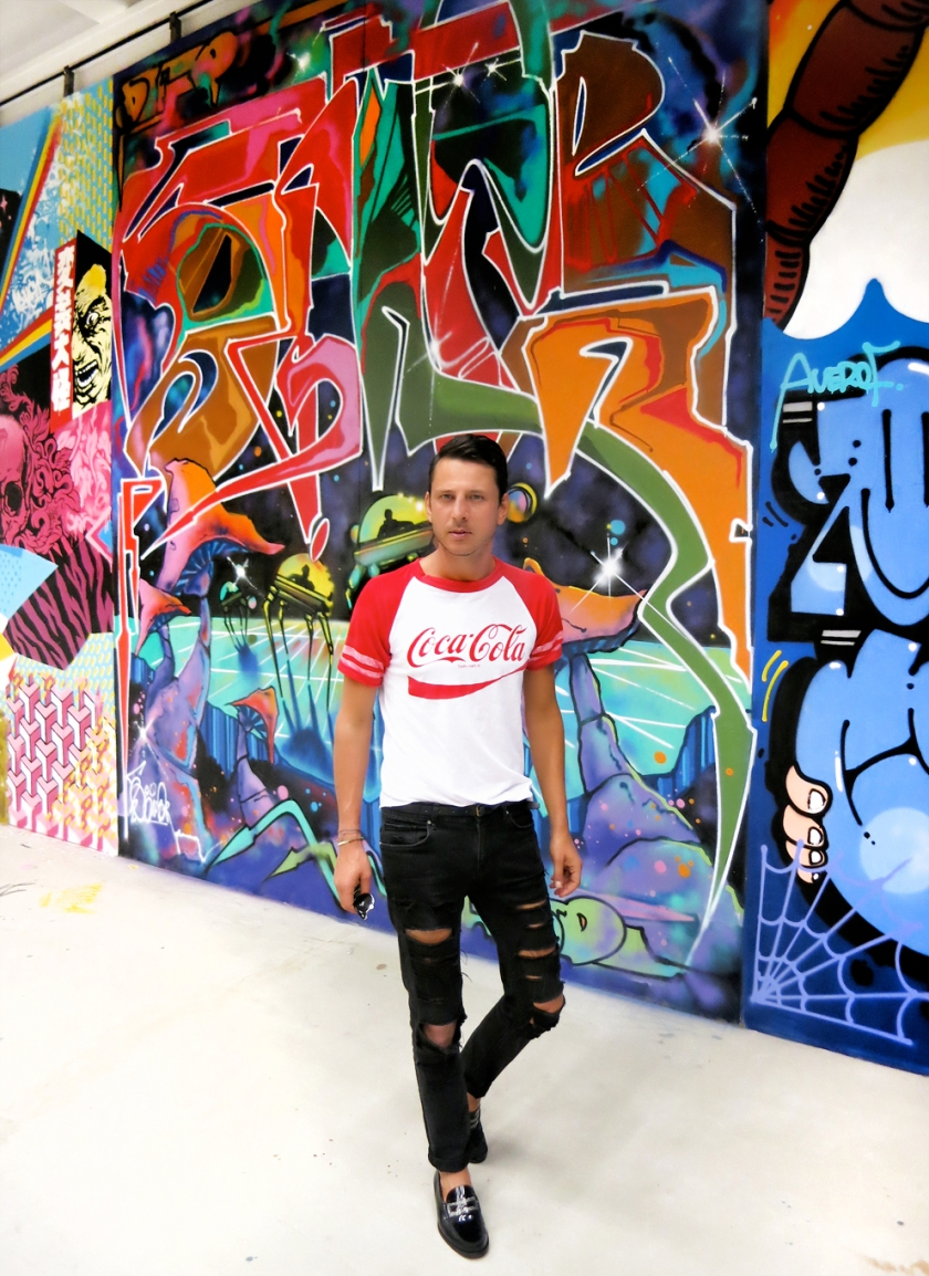 stylentonic graffiti