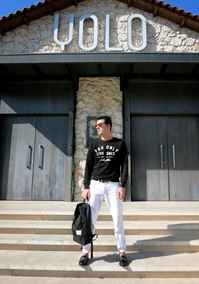 YOLO stylentonic