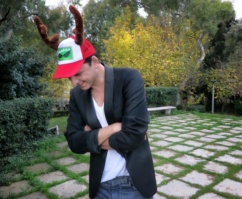 reindeer_baseball_cap