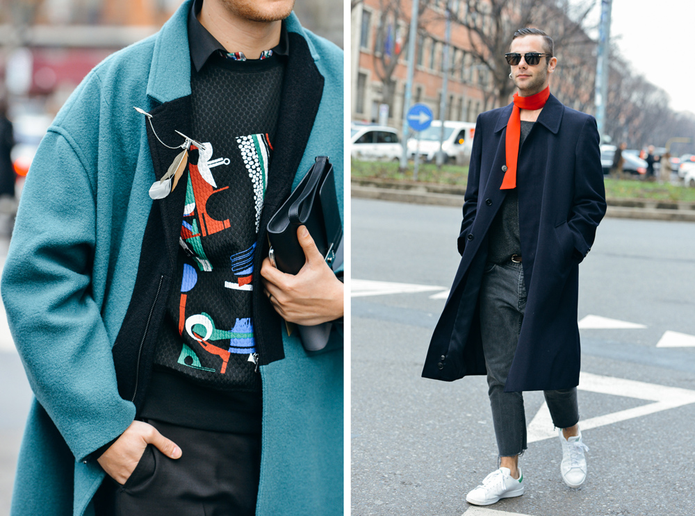 Milan Street Style At The Fall 2015 Men S Shows Stylentonic