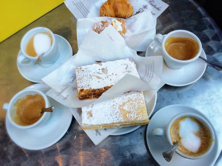 Sant Eustachio espresso