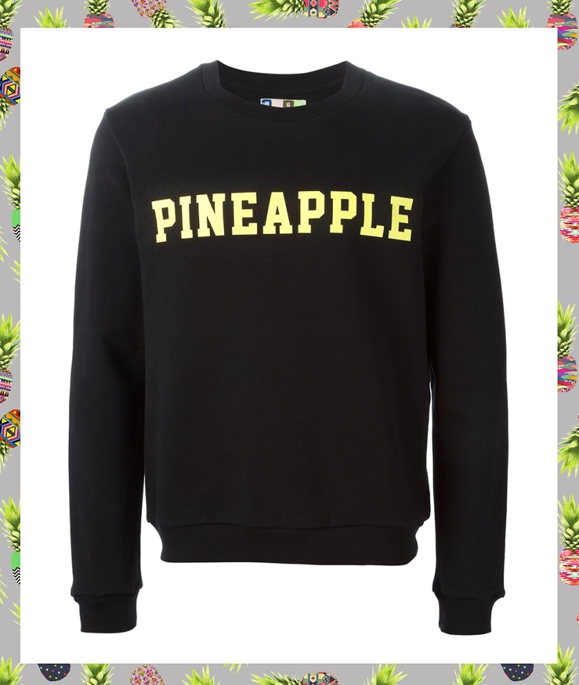 MSGM_pineapple_sweatshirt_ss15