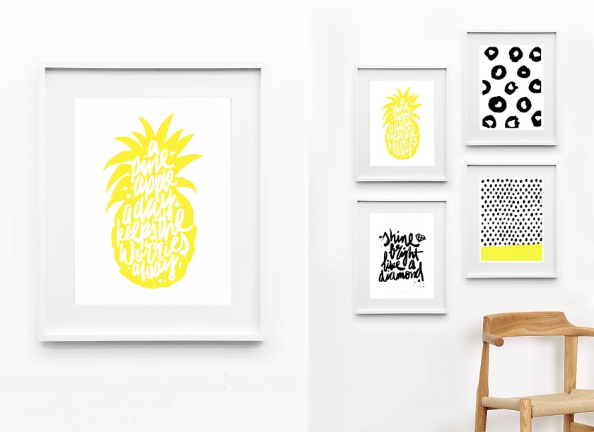 Pineapple_art_Maiko_Nagao