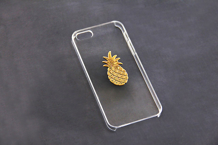 pineapple_iPhone_case