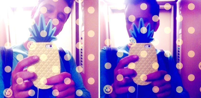 pineapple_selfie