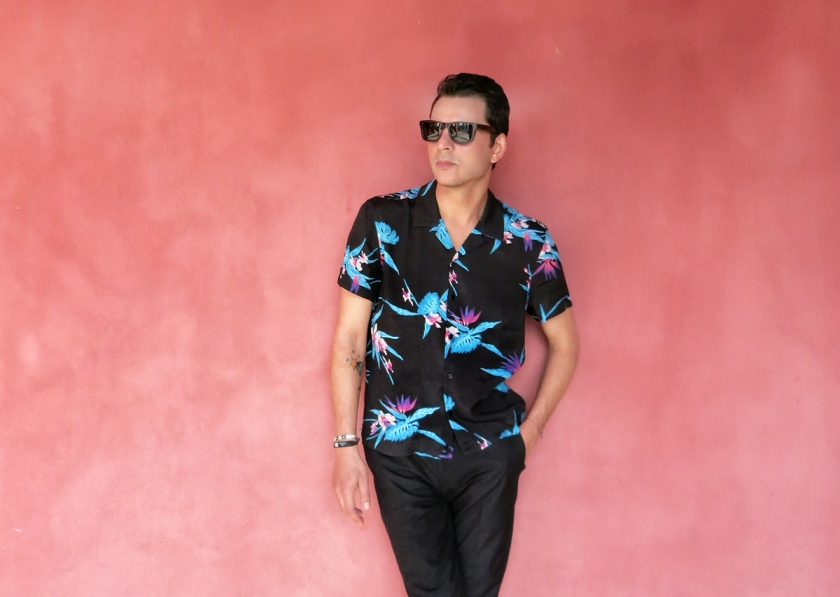 sandro_tropical_print