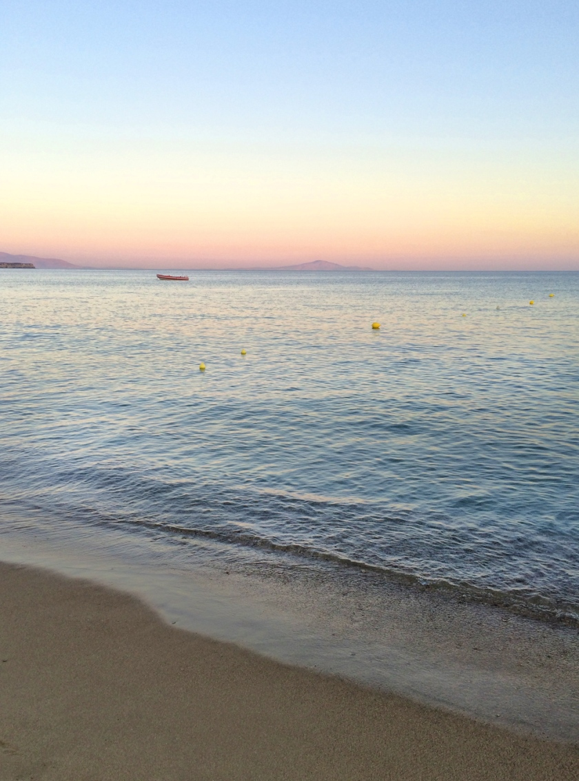 golden_beach_paros_sunset