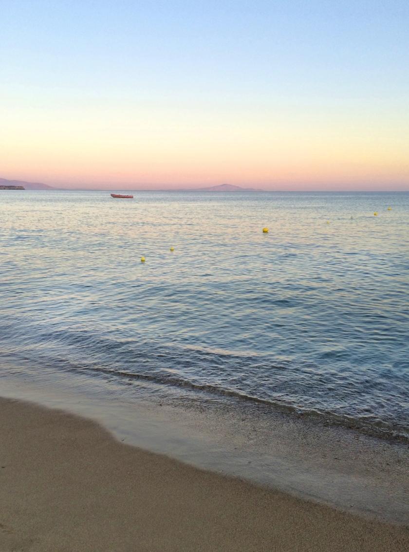 golden_beach_paros_sunset