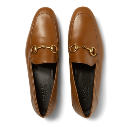 5. Loafers by GUCCI