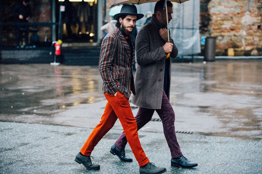 Travel trends 2017 - Street Style Menswear Week Fall Winter 2016 2017 Stylentonic